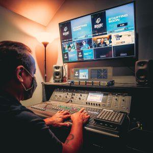 4k Control Room