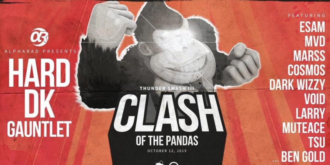 Clash of the Pandas